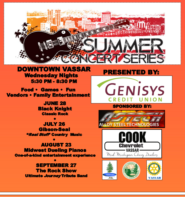 Downtown Summer Concert Series