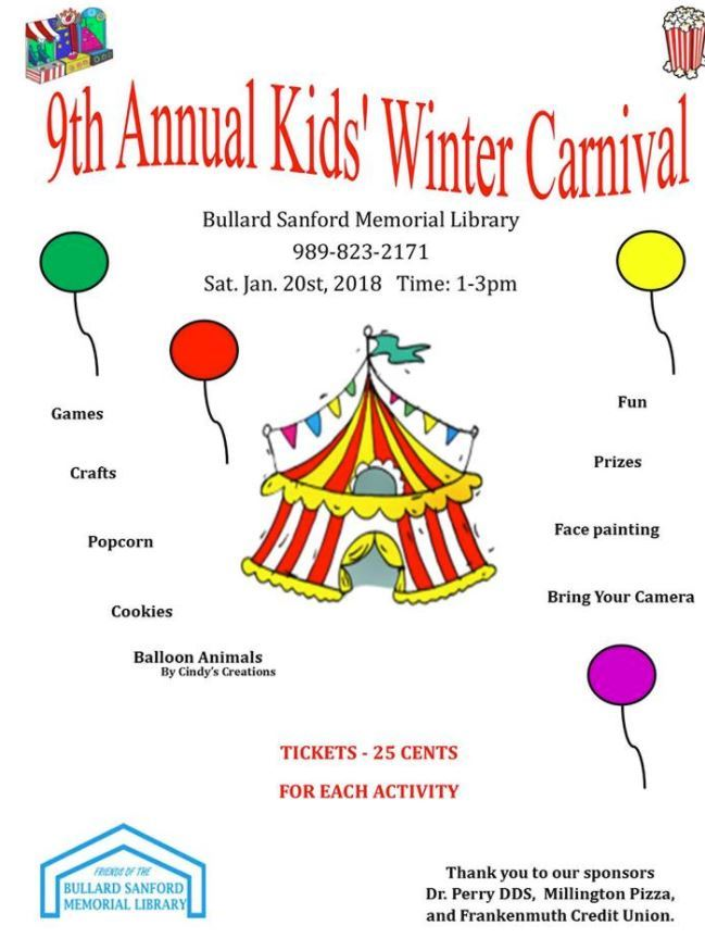 library winter carnival